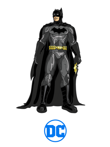 FigPin Batman (Justice League)