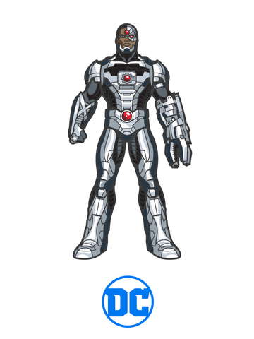 FigPin Cyborg (Justice League)