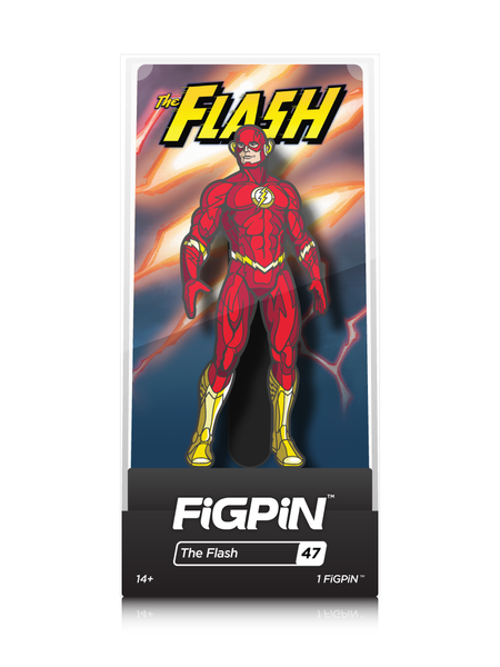 FigPin The Flash (Justice League)