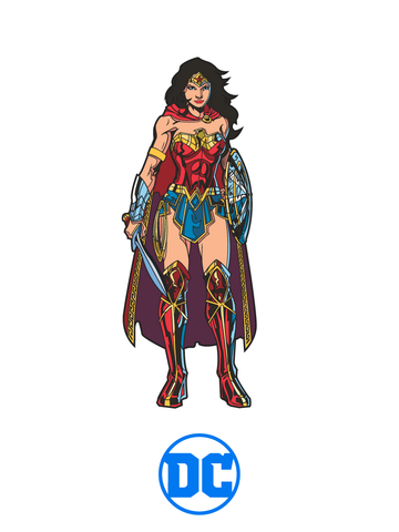 FigPin Wonder Woman (Rebirth)