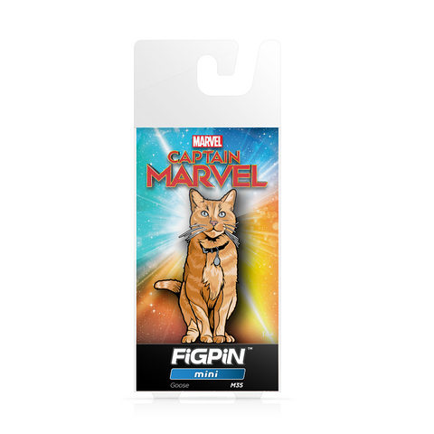 FiGPiN MiNis Captain Marvel Goose