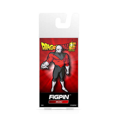 FiGPiN Mini Dragon Ball Super - Jiren (Coming in October)