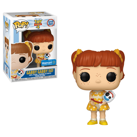 Funko POP Disney: Toy Story 4 - Gabby Gabby with Forky 537 Walmart Exclusive (Buy. Sell. Trade.)