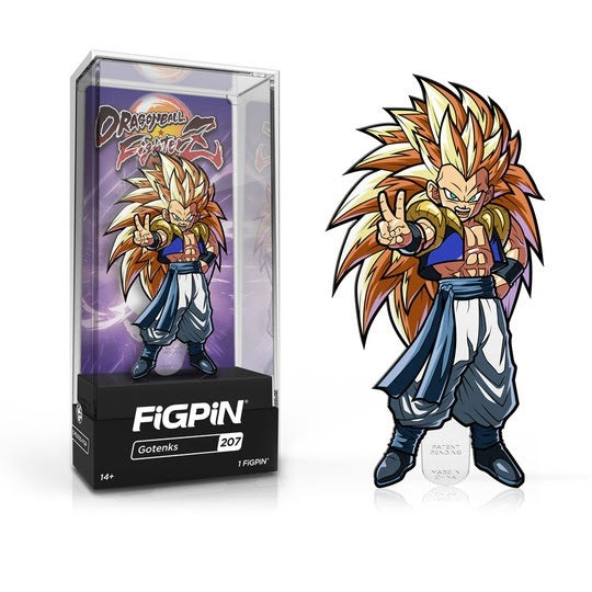 FiGPiN Dragon Ball Fighter Z - Gotenks #207 (Coming Soon)