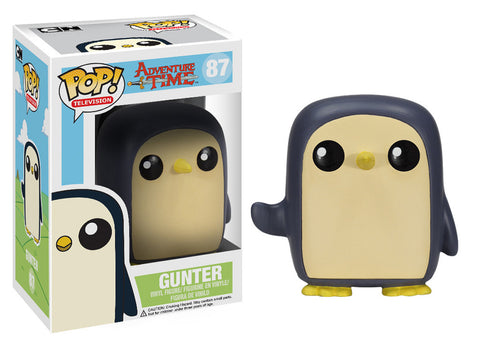 Pop! Adventure Time Vinyl Gunter