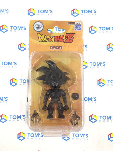 The Loyal Subjects Super Double Diamond Club Dragon Ball Z Goku Clear Black