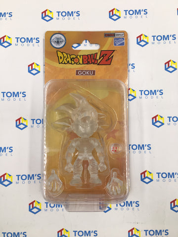 The Loyal Subjects Super Double Diamond Club Dragon Ball Z Goku Clear
