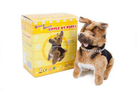 Little K9 Puppy Battery Operated Toy Dog