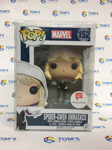Funko Pop! Marvel Spider-Gwen Unmasked Walgreens Exclusive (Buy. Sell. Trade.)