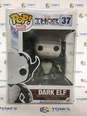Funko Pop! Marvel Thor The Dark World Dark Elf (Buy. Sell. Trade.)