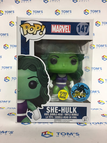 Funko Pop! Marvel She-Hulk Comikaze Exclusive (Buy. Sell. Trade.)