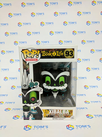 Funko Pop! Movies: The Book of Life King - Xibalba (Vaulted)