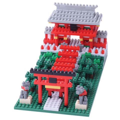 Nanoblock Inari Shrine 530pcs NBH-108