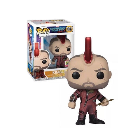 Funko Pop! Marvel: Guardians of the Galaxy Vol. 2 - Kraglin SDCC 2018 Limited Edition (Buy. Sell. Trade.)