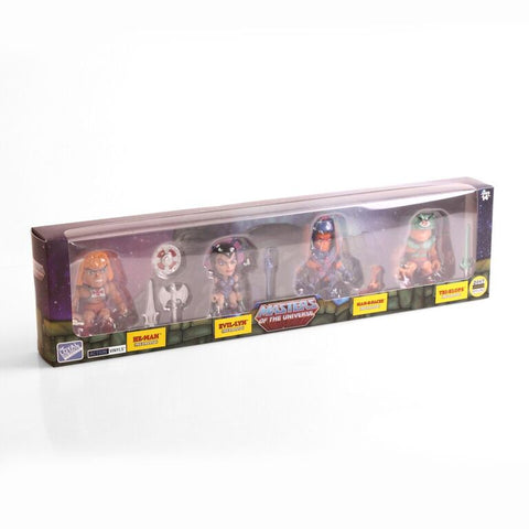 The Loyal Subjects SDCC 2017 Exclusive Masters of the Universe 4 pk