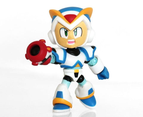 The Loyal Subjects SDCC 2017 Exclusive Mega Man Shouting GID