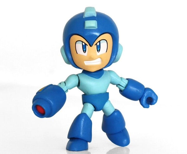 The Loyal Subjects SDCC 2017 Exclusive Mega Man Smiling GID
