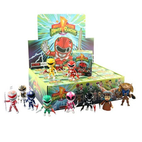 The Loyal Subjects Mighty Morphin Power Rangers Wave 1 Blind Box