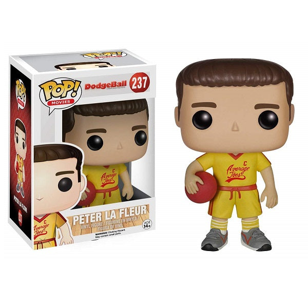 Funko Pop! Movies: Dodgeball - Peter La Fleur (Vaulted)