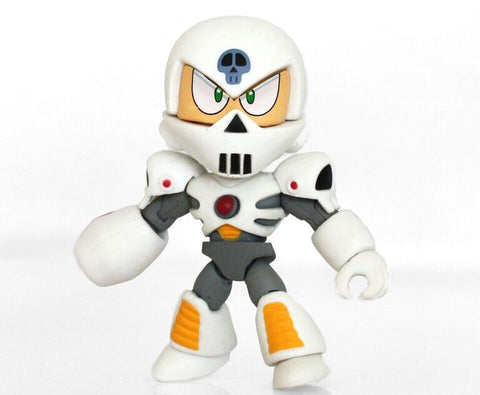 The Loyal Subjects SDCC 2017 Exclusive Mega Man Skull Man GID