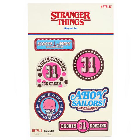 Funko Pop! Stranger Things Steve Baskin Robbins Exclusive 829 w/ sticker pack (Buy. Sell. Trade.)
