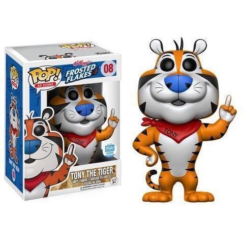 Funko Pop! Ad Icons: Tony The Tiger Funko Shop Exclusive (Buy. Sell. Trade.)