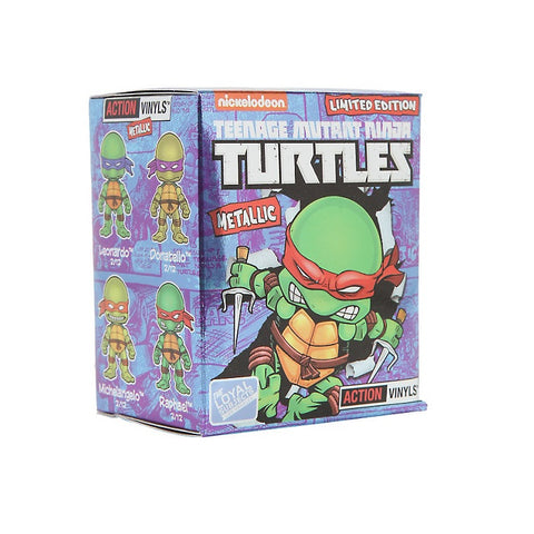 The Loyal Subjects Teenage Mutant Ninja Turtles Metallic Blind Box