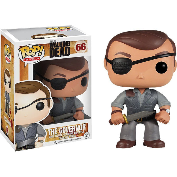 Pop! Television Vinyl The Walking Dead Governor