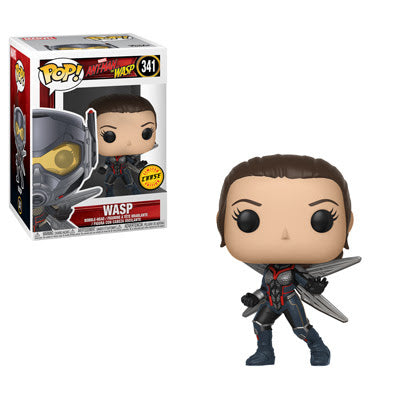 Funko Pop! Marvel: Ant-Man and The Wasp - Wasp CHASE