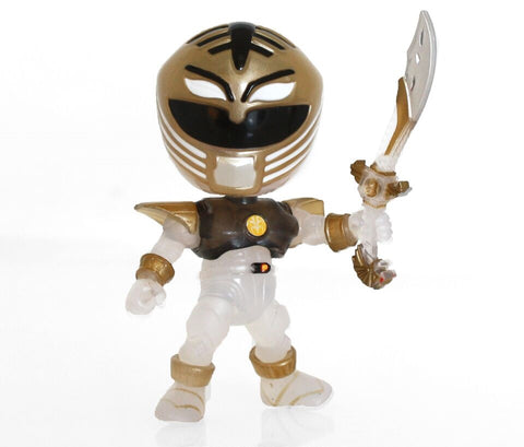 The Loyal Subjects SDCC 2017 Exclusive Power Rangers Transparent White Ranger