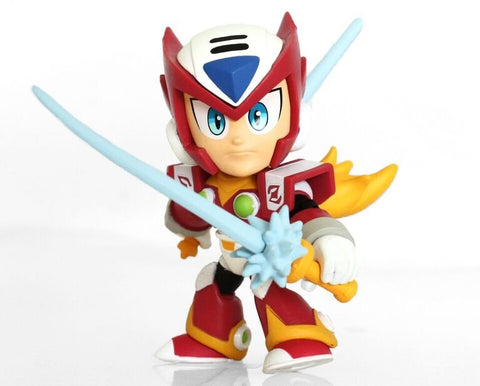 The Loyal Subjects SDCC 2017 Exclusive Mega Man Zero GID