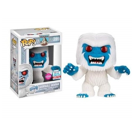 Funko Pop! Disney: Abominable Snowman Flocked 2017 NYCC (Buy. Sell. Trade.)
