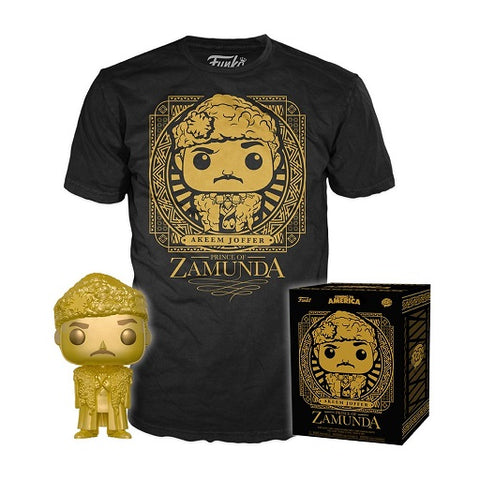 Funko POP! Coming To America Akeem Joffer Gold Collectors Box Target Exclusive (Buy. Sell. Trade.)