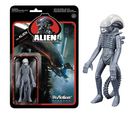ReAction Figure Alien