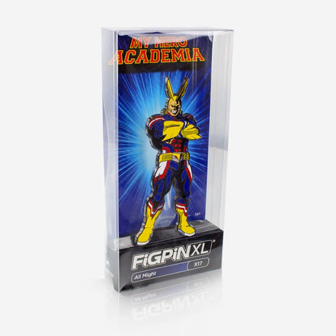 Figpin XL My Hero Academia - All Might X17 Funimation Exclusive (Buy. Sell. Trade.)