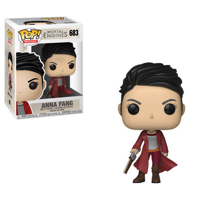 Funko Pop! Movies: Mortal Engines - Anna Fang