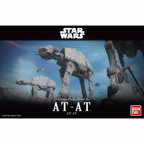 Bandai Hobby Star Wars AT-AT Walker 1/144 Scale Model Kit
