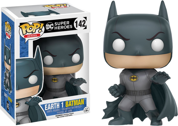 Pop! DC Super Heroes Vinyl Earth 1 Batman