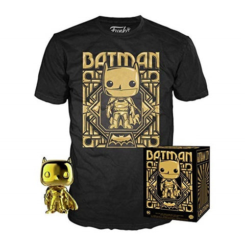 Funko POP! Batman Gold Collectors Box Target Exclusive (Buy. Sell. Trade.)