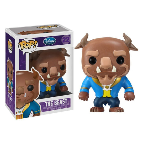 Pop!  Disney Vinyl Beauty and the Beast Beast