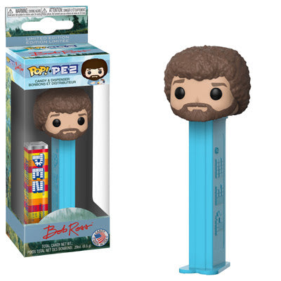 Funko Pop! PEZ: Bob Ross