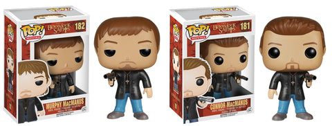 Pop! Movies Vinyl Boondock Saints 2 Piece Set Murphy and Connor