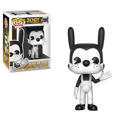 Funko POP! Games: Bendy - Boris the Wolf (Coming in May)