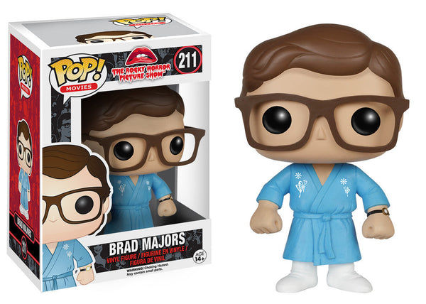 Pop! Movies Vinyl Rocky Horror Picture Show Brad Majors