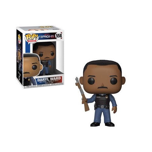 Funko POP! Movies: Bright - Daryl Ward