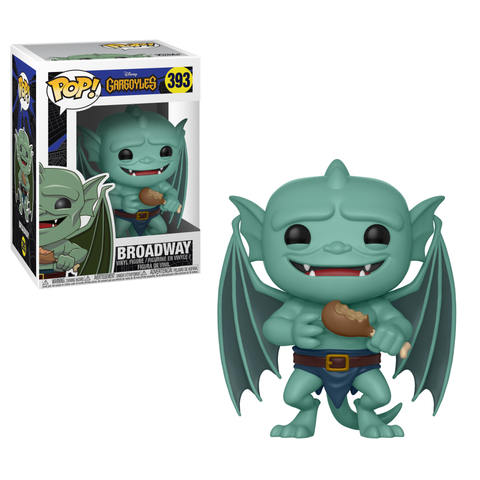 Funko Pop! Disney: Gargoyles - Broadway