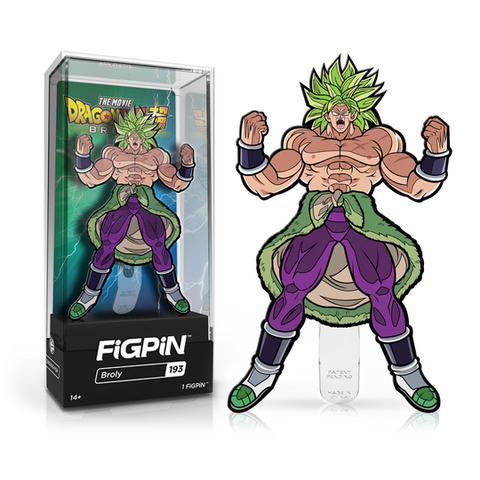 FiGPiN Dragon Ball Super - Broly