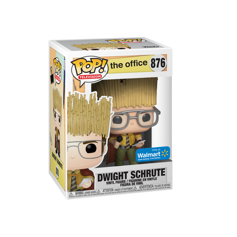 Funko Pop! Television: The Office - Dwight Schrute 876 Walmart Exclusive ( Buy. Sell. Trade)