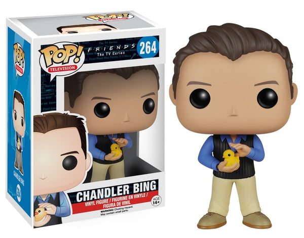 Funko POP! Television Friends Chandler Bing (vaulted)