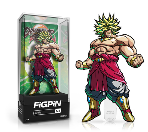 FigPin Dragon Ball Z Broly